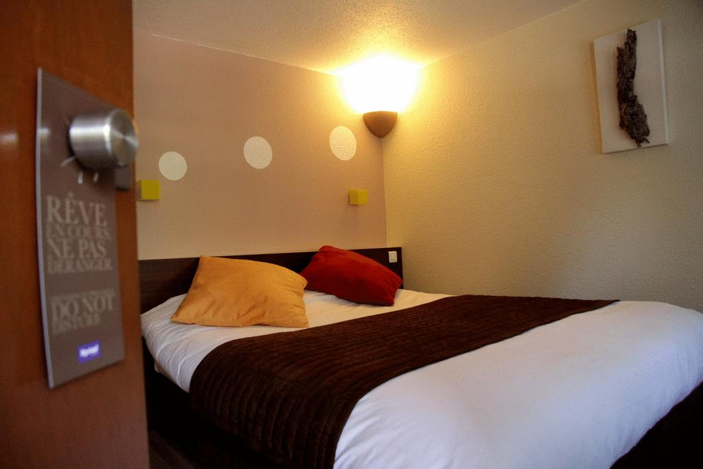 Hotel Kyriad Montpellier Spa